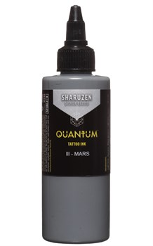 "Quantum Tattoo Ink ""Sharuzen Silver Blood III - Mars - фото 8977"
