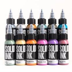 Solid Ink - Art Deco Set - фото 8986