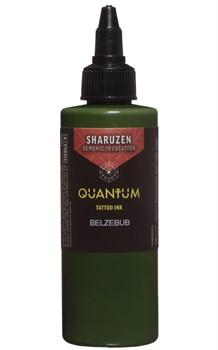 Quantum Tattoo Ink - Sharuzen Demonic Invocation - Belzebub - фото 9031