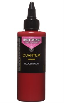 Quantum Tattoo Ink - Timur Lysenko Chemical Warfare - Blood Moon - фото 9032