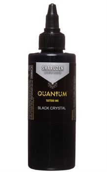 Quantum Tattoo Ink - Sharuzen Silver Blood - Black Crystal - фото 9035
