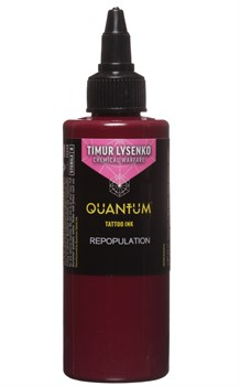 Quantum Tattoo Ink - Timur Lysenko Chemical Warfare - Repopulation - фото 9037