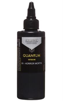 Quantum Tattoo Ink - Sharuzen Silver Blood VII - Horror Mortis - фото 9043
