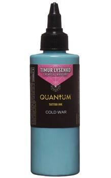 Quantum Tattoo Ink - Timur Lysenko Chemical Warfare - Cold War - фото 9044