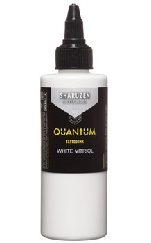 Quantum Tattoo Ink - Sharuzen Silver Blood - White Vitriol - фото 9047