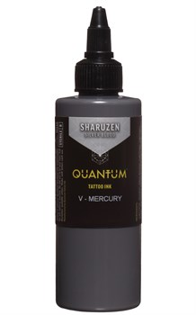 "Quantum Tattoo Ink ""Sharuzen Silver Blood V - Mercury - фото 9050"