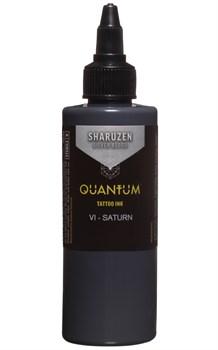 Quantum Tattoo Ink - Sharuzen Silver Blood VI - Saturn - фото 9079