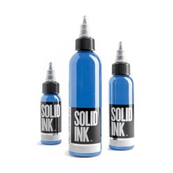 Solid Ink - Baby Blue (2oz) (окончен срок годности) - фото 9512