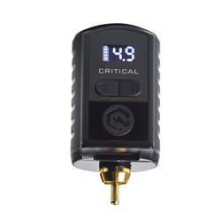 Блок питания для тату машинки - Critical Universal Battery - RCA - фото 9525