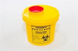 Контейнер для утилизации отходов (2Л) - фото 9558