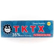 TKTX 39% - Обезболивающий крем