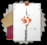 Трансферная бумага (S8 RED STENCIL)