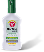 Bactine Max - Pain Relieving Cleansing Spray
