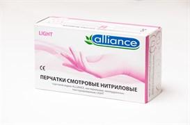 Перчатки Alliance - розовые