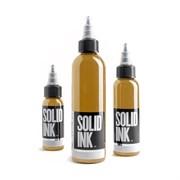 Solid Ink - Mustard