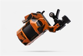 Тату машинка - Linx Rotary - Ikar (orange)