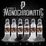 World Famous - Poch's Monochromatic Set (4oz) (окончен срок годности)