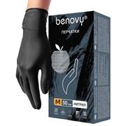 Перчатки Benovy (Черные)