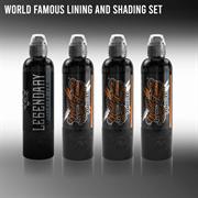 World Famous - Lining And Shading Set