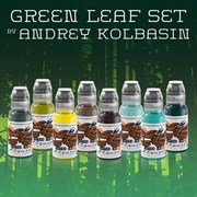 Adrey Kolbasin - Green Leaf Set